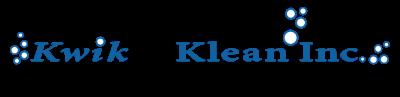 Kwik-N-Klean Inc. Logo