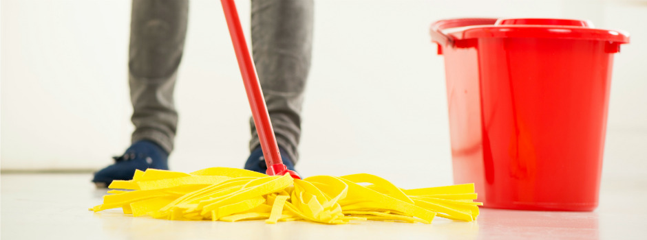 Floor Cleaning Services - Mankato, MN